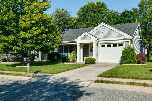 2233 Agincourt Road, Toms River, NJ 08755 (MLS #22024225) :: The MEEHAN Group of RE/MAX New Beginnings Realty