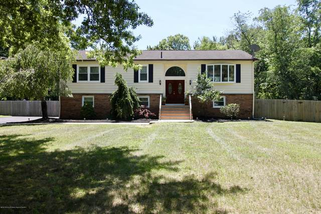 72 Molly Pitcher Lane, Freehold, NJ 07728 (MLS #22024335) :: William Hagan Group