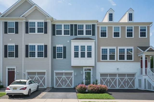 110 Halliard Drive, Eatontown, NJ 07724 (MLS #22024589) :: The DeMoro Realty Group | Keller Williams Realty West Monmouth