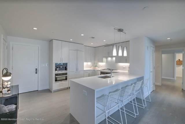20 Melrose Terrace #505, Long Branch, NJ 07740 (MLS #22024608) :: William Hagan Group