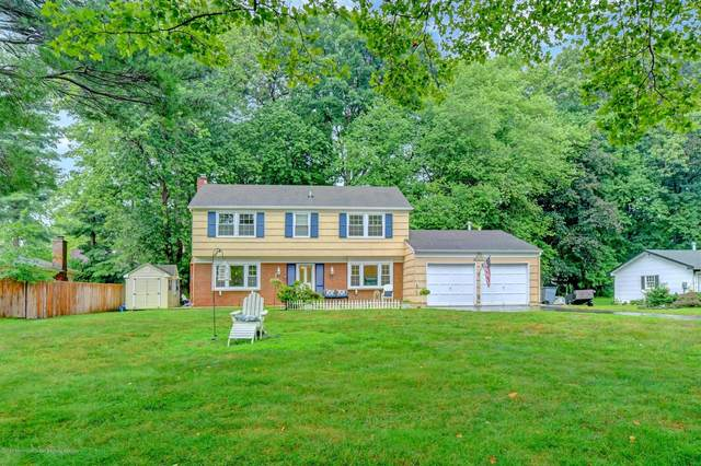 14 Patterson Lane, Manalapan, NJ 07726 (MLS #22024661) :: The MEEHAN Group of RE/MAX New Beginnings Realty
