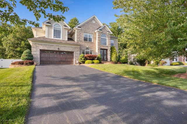 15 Scarborough Drive, Jackson, NJ 08527 (MLS #22024822) :: The MEEHAN Group of RE/MAX New Beginnings Realty