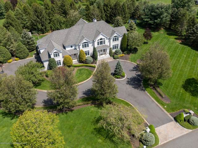 10 Country Club Lane, Colts Neck, NJ 07722 (MLS #22024863) :: The Ventre Team