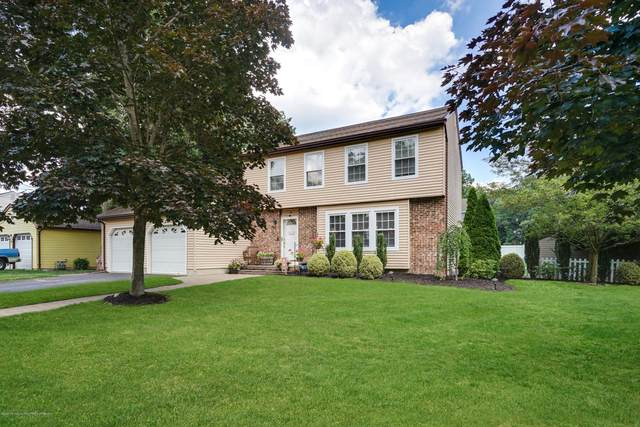 12 Newtons Corner Road, Howell, NJ 07731 (MLS #22024974) :: The CG Group   RE/MAX Real Estate, LTD