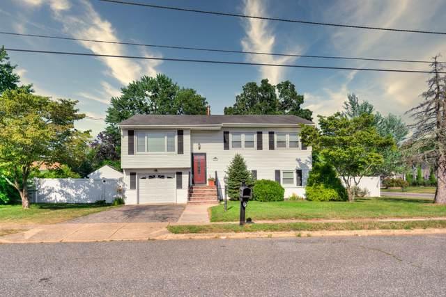 101 Jefferson Drive, Brick, NJ 08724 (MLS #22024978) :: The Sikora Group