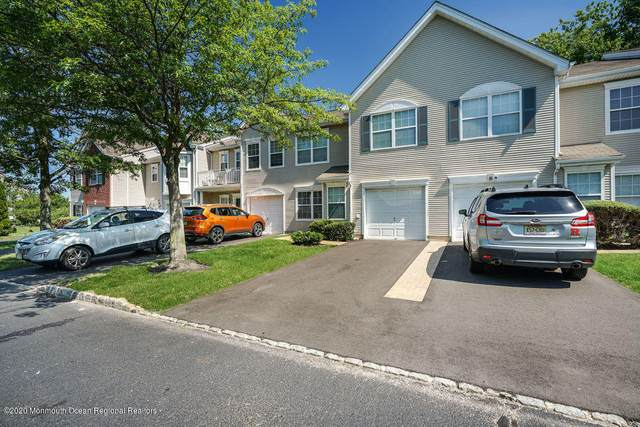 27 Picket Place, Freehold, NJ 07728 (MLS #22024988) :: William Hagan Group