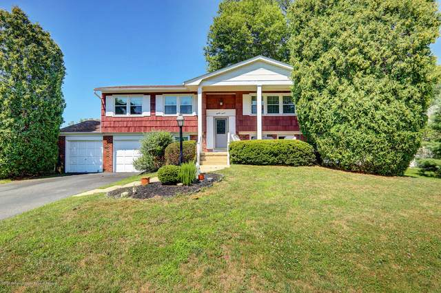 27 Cornell Place, Manalapan, NJ 07726 (MLS #22025061) :: The Ventre Team