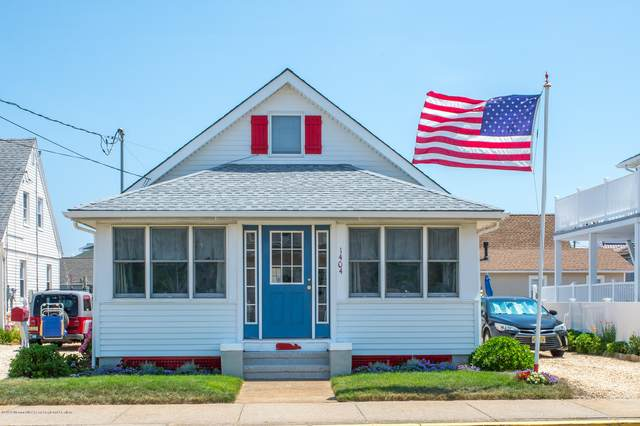 1404 Boulevard, Seaside Park, NJ 08752 (MLS #22025068) :: The CG Group   RE/MAX Real Estate, LTD