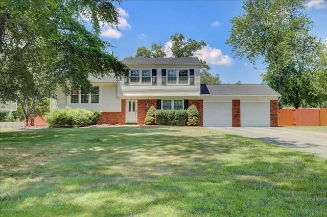 18 Longbow Drive, Manalapan, NJ 07726 (MLS #22025102) :: The CG Group | RE/MAX Real Estate, LTD