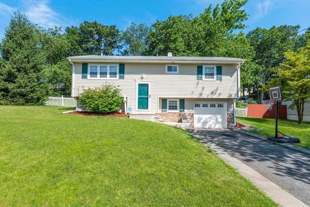 53 Salem Hill Road, Howell, NJ 07731 (MLS #22025149) :: The Sikora Group