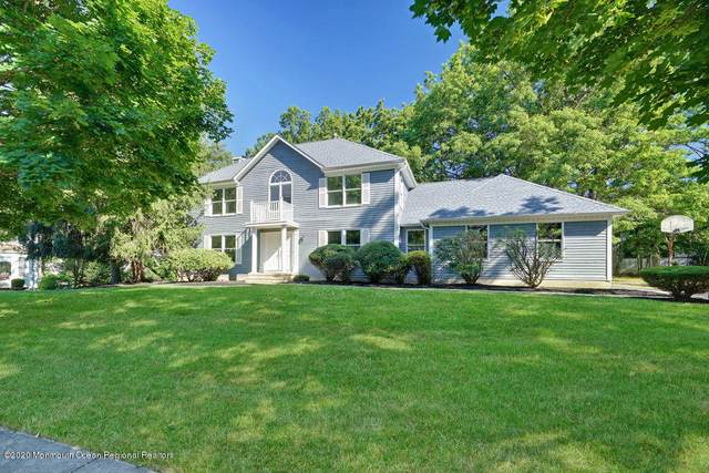 1220 Fox Hollow Drive, Toms River, NJ 08755 (MLS #22025165) :: Halo Realty