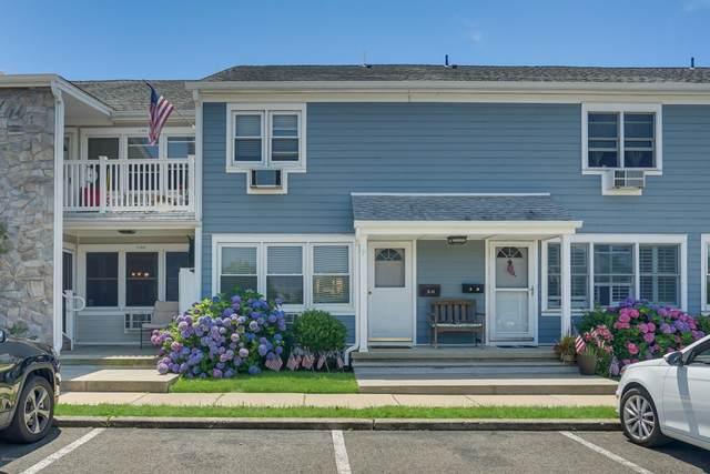 100 Seaview Avenue Bldg3-11A, Monmouth Beach, NJ 07750 (MLS #22025171) :: Team Gio | RE/MAX
