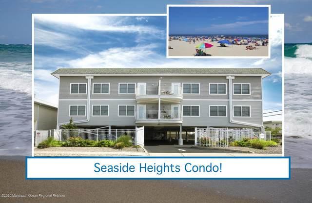 202 Webster Avenue #4, Seaside Heights, NJ 08751 (MLS #22025223) :: The Ventre Team