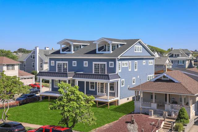 112 3rd Avenue, Bradley Beach, NJ 07720 (MLS #22025301) :: The Sikora Group