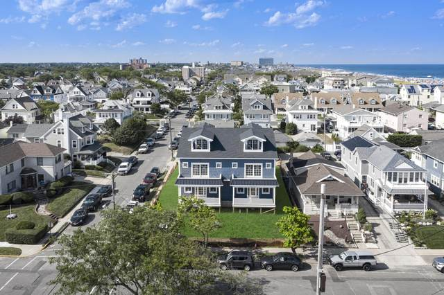 114 3rd Avenue, Bradley Beach, NJ 07720 (MLS #22025390) :: The Sikora Group