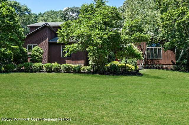 5 Gail Court, Ocean Twp, NJ 07712 (#22025540) :: Nexthome Force Realty Partners