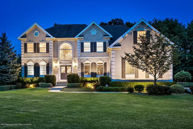 11 Hialeah Court, Tinton Falls, NJ 07724 (MLS #22025562) :: The CG Group | RE/MAX Real Estate, LTD