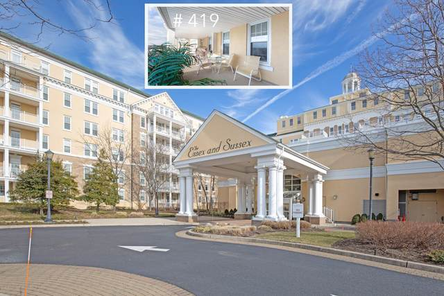 700 Ocean Avenue #419, Spring Lake, NJ 07762 (#22025719) :: Nexthome Force Realty Partners