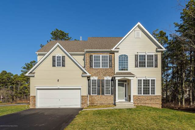933 Englemere Boulevard, Toms River, NJ 08757 (MLS #22025864) :: The MEEHAN Group of RE/MAX New Beginnings Realty