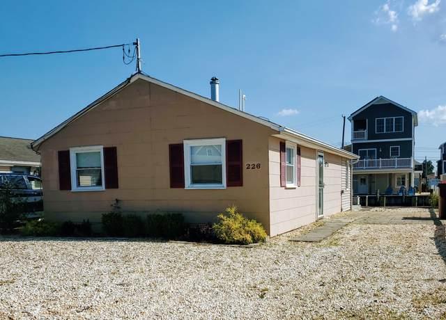 226 Fernwood Drive, Berkeley, NJ 08721 (MLS #22025940) :: The CG Group   RE/MAX Real Estate, LTD