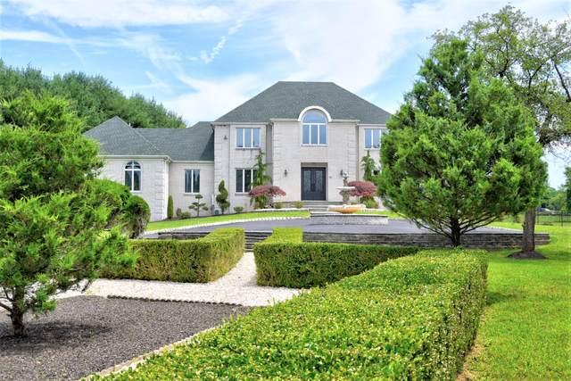 10 Precedent Place, Manalapan, NJ 07726 (MLS #22025999) :: William Hagan Group