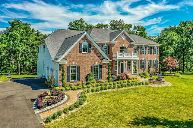 8 Harness Court, Cream Ridge, NJ 08514 (MLS #22026151) :: The CG Group | RE/MAX Real Estate, LTD