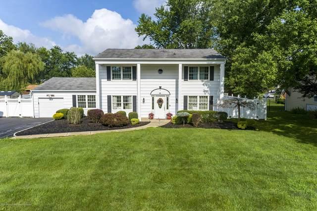 4 Milton Avenue, Manalapan, NJ 07726 (MLS #22026216) :: The CG Group   RE/MAX Real Estate, LTD