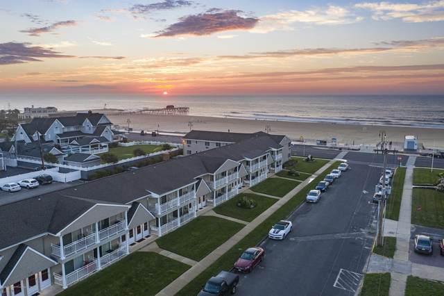205 Ocean Avenue #16, Belmar, NJ 07719 (MLS #22026232) :: The Sikora Group