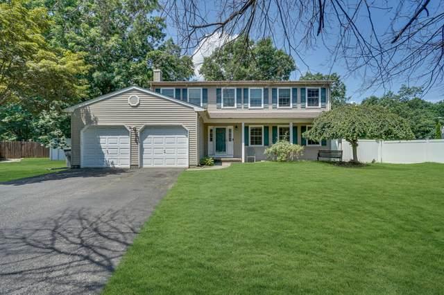 100 Liberty Bell Road, Toms River, NJ 08755 (MLS #22026327) :: The CG Group   RE/MAX Real Estate, LTD