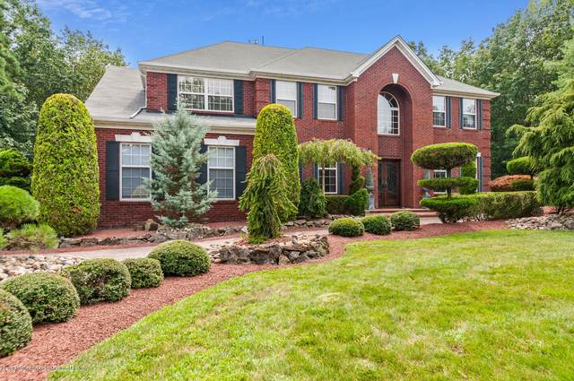 847 Woodbury Drive, Jackson, NJ 08527 (MLS #22026373) :: The Ventre Team
