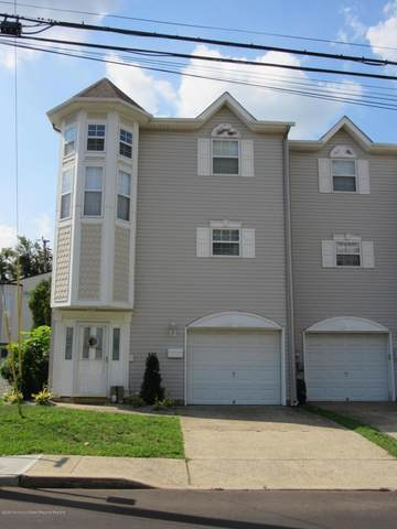 139 E 3rd Street #7, Keyport, NJ 07735 (MLS #22026429) :: The Sikora Group