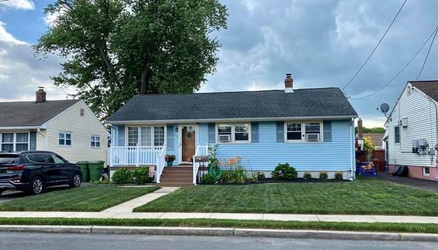 394 Division Street, South Amboy, NJ 08879 (MLS #22026490) :: The Sikora Group