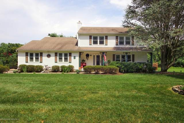 19 Green Meadow Boulevard, Middletown, NJ 07748 (MLS #22026554) :: The DeMoro Realty Group | Keller Williams Realty West Monmouth
