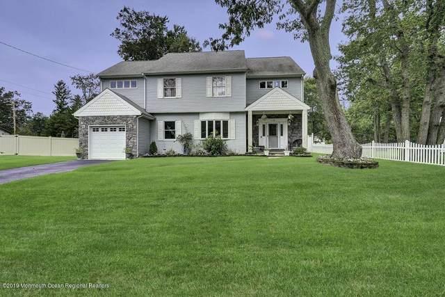 1162 Audubon Drive, Toms River, NJ 08753 (MLS #22026660) :: The Dekanski Home Selling Team
