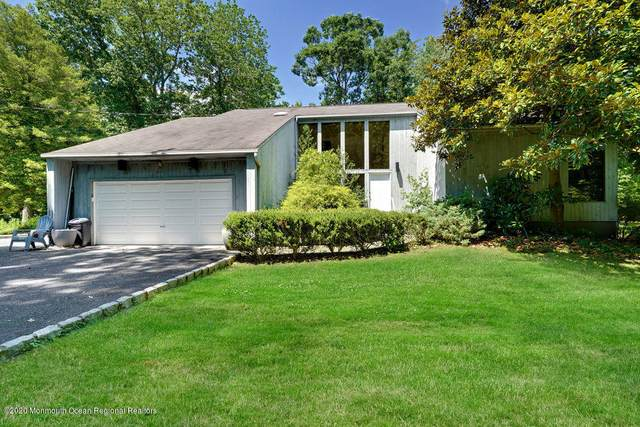 124 Matthews Road, Colts Neck, NJ 07722 (MLS #22026661) :: The Sikora Group