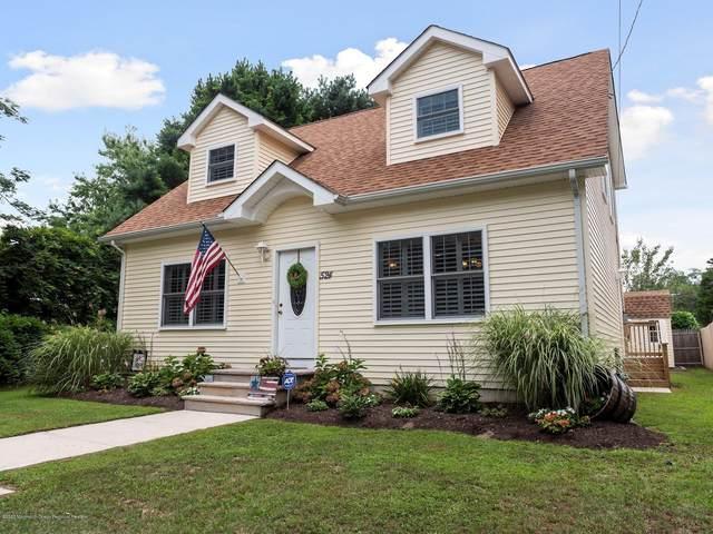 524 Sica Lane, Toms River, NJ 08753 (MLS #22026668) :: The Dekanski Home Selling Team