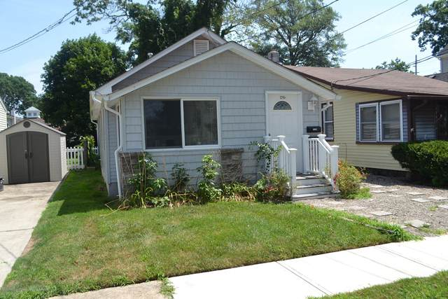 1245 Oakwood Road, Belmar, NJ 07719 (MLS #22026683) :: The Sikora Group