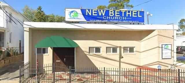 1409 Asbury Avenue, Asbury Park, NJ 07712 (MLS #22026773) :: The MEEHAN Group of RE/MAX New Beginnings Realty