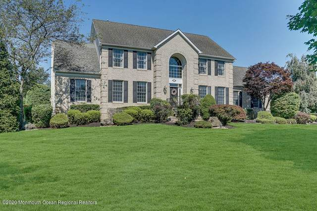 18 Driftwood Lane, Colts Neck, NJ 07722 (MLS #22026825) :: The Sikora Group