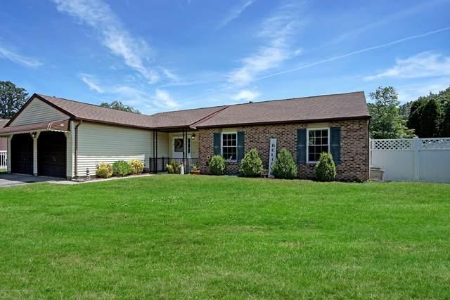 24 Newtons Corner Road, Howell, NJ 07731 (MLS #22026833) :: The CG Group   RE/MAX Real Estate, LTD