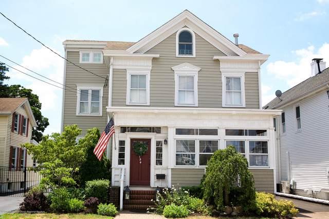 124 First Street, Keyport, NJ 07735 (MLS #22026835) :: The Sikora Group