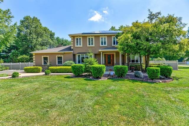 120 Robertsville Road, Manalapan, NJ 07726 (MLS #22026863) :: The Ventre Team