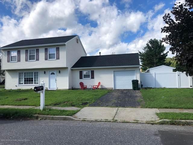 75 Bernard Drive, Howell, NJ 07731 (MLS #22026864) :: The Sikora Group