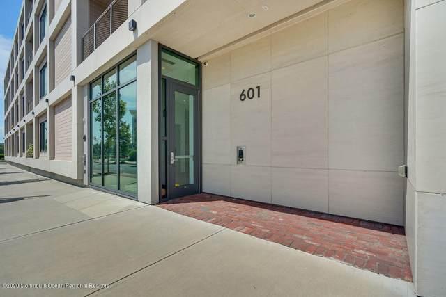 601 Heck Street #107, Asbury Park, NJ 07712 (MLS #22026876) :: The Sikora Group