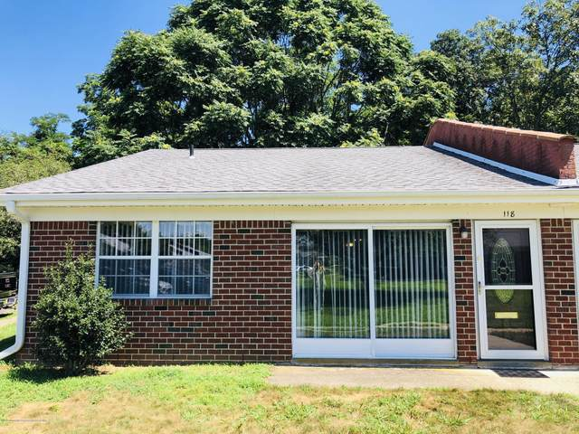 118 Bayview Court, Brick, NJ 08724 (MLS #22026912) :: The Sikora Group