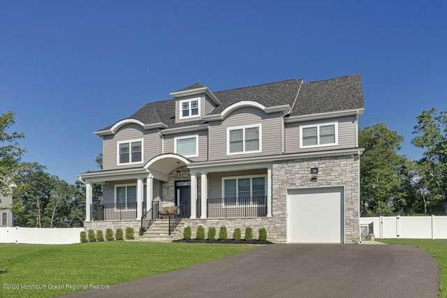 14 Knight Drive, Jackson, NJ 08527 (MLS #22026918) :: The CG Group | RE/MAX Real Estate, LTD