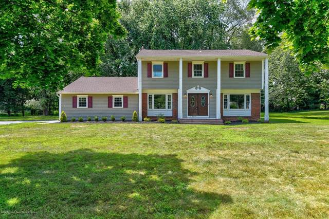 39 Partridge Avenue, Freehold, NJ 07728 (MLS #22026930) :: The MEEHAN Group of RE/MAX New Beginnings Realty