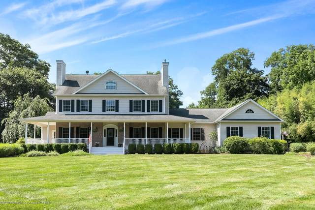 21 Prothero Road, Colts Neck, NJ 07722 (MLS #22026984) :: The Sikora Group