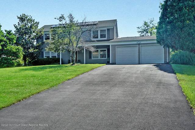 10 Clinton Drive, Manalapan, NJ 07726 (MLS #22027020) :: The MEEHAN Group of RE/MAX New Beginnings Realty