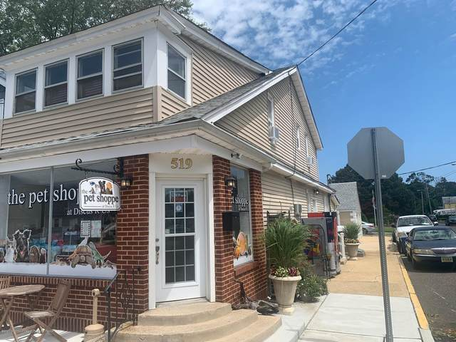 519 Ocean Gate Avenue, Ocean Gate, NJ 08740 (MLS #22027056) :: The Sikora Group